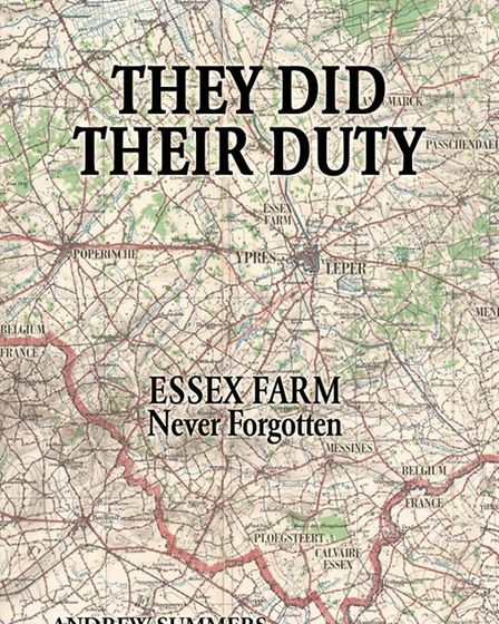 They Did Their Duty by Andrew Summers