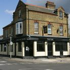 The Oak pub in South Street, where police said the incident took place