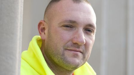 Rob Andrews is a Street Enforcement Officer whodeals with things like eyesore gardens, abandoned v