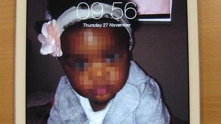 Police hope to return this iPad to its owner
