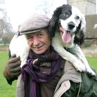 Dog owner Johnny Paterson and his blind spaniel Milly are doing a sponsored walk for charity