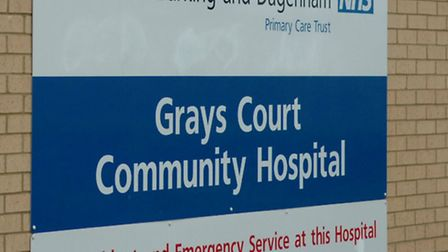 Grays Court Health Centre. Patients from Oldchurch Hospital in havering have been relocated here aft