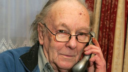 Trevor Wade was nearly the victim of a card fraudster