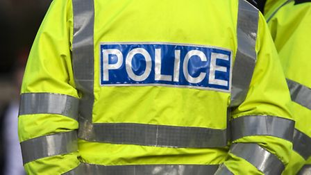 A man was stabbed in the early hours of yesterday morning