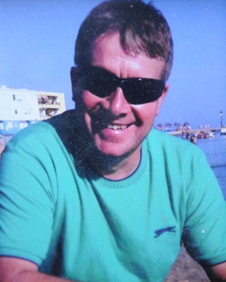 Hit and run victim Christopher Ritchie