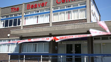 The Beaver Centre, where the private party attended by both Ashley and his alleged attackers was hel