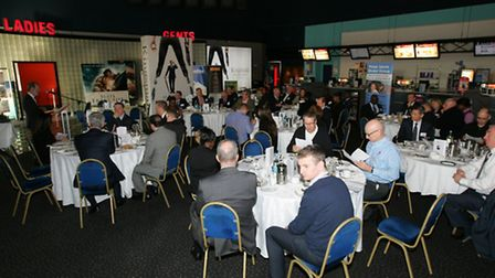 Mark Ovenden, chairman and managing director for Ford of Britain, addressed Barking and Dagenham's C