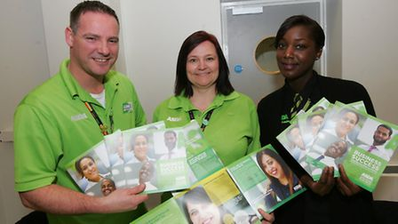 Barking-based UKON Careers held a business day at the Ripple Centre, Barking.