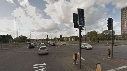 The junction of the A12 and Whalebone Lane North is set to receive £400k of improvements