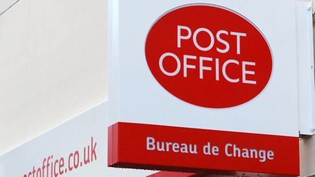 The Post Office branch could be moving to Lodge Avenue. Picture: PA/Lewis Stickley