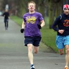 Runners follow the same route each week, allowing participants to challenge their personal best time
