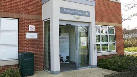 Birthing Centre at the Barking Community Birth Centre, in Upney Lane.