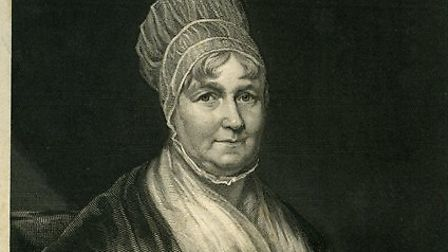 Elizabeth Fry helped to improve living conditions in prisons and launched a night shelter in London.