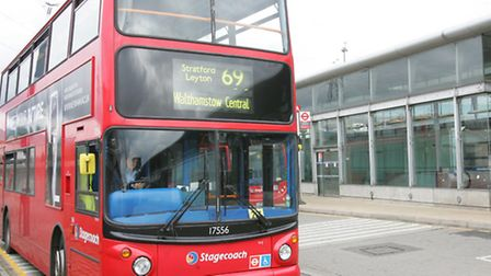 Crime on buses in Barking and Dagenham has increased