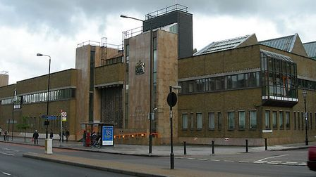 Thames magistrates' court in Bow