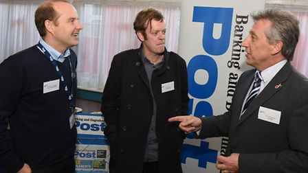Business Awards 2015 launch