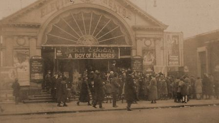 The Electric Cinema in 1924