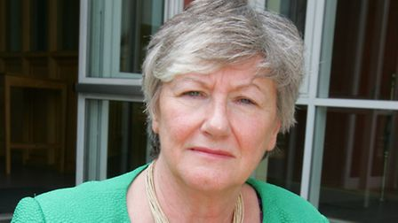 Marie Kearns is concerned the cut in emergency services will have a serious impact on those who use