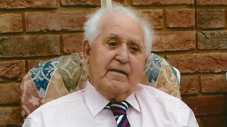 Charles Mayes, 95, died in the crash