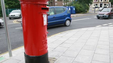 Royal Mail staff are at risk of dog attacks