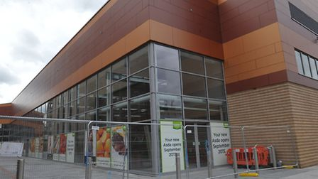 The new Asda store in Barking