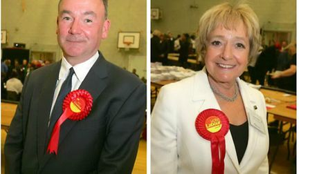 Labour pair Jon Cruddas and Margaret Hodge are expected to join in today's parliamentary debate
