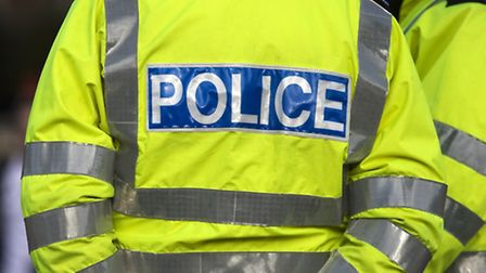 Three people have been arrested after drugs were found in a speeding car in Woodford Green