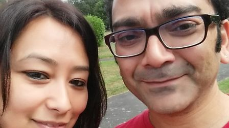 Neha Rawat and her husband will be taking part - will you?