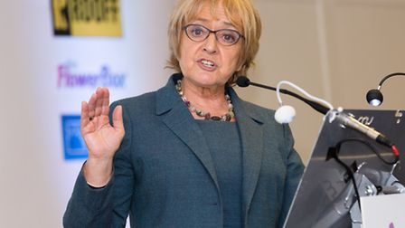"""Margaret Hodge MP says it's """"madness"""" that London's Air Ambulance currently only have one helicopter"""