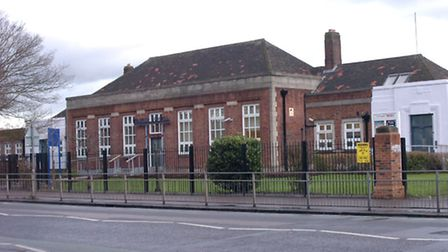 The Warren is among the schools known to contain asbestos