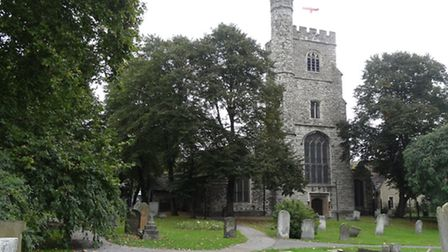 Two of the bodies were found near St Margaret's Church in Barking