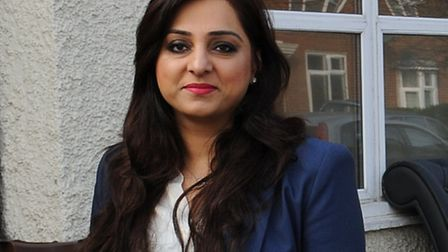 Cllr Laila Butt had planned to extend her Barking house at the rear