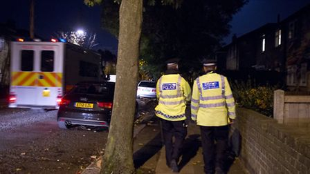 Officers are urging residents to lock up and light up