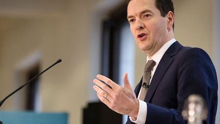 Chancellor of the Exchequer George Osborne revealed the plans at Great Ormond Street Hospital this m