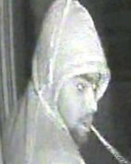Anyone with information about this suspect should contact Barking CID via 101 or Crimestoppers anony