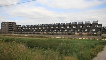 The plans were refused because the sites lies on land set aside for housing in Barking Riverside