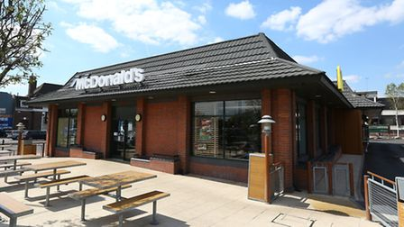 The McDonald's branch could open 24 hours a day, seven days a week