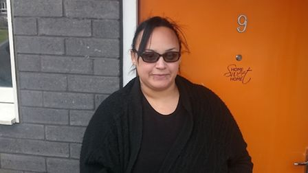 Kristy Nelder, of Drake Close, is registered at a GP in Barking town centre