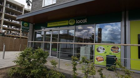 The pharmacy will be built next to the My Local, in Minter Road, which itself will soon become a Nis