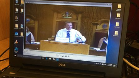 Soon you'll be able to watch council meetings online