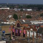 Barking and Dagenham aerial view (Picture: Mike Brooke)