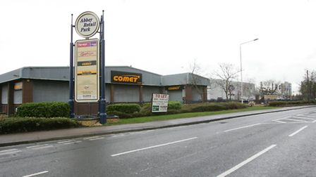 Sainsbury's had planned to build a store in the Abbey Retail Park in Barking