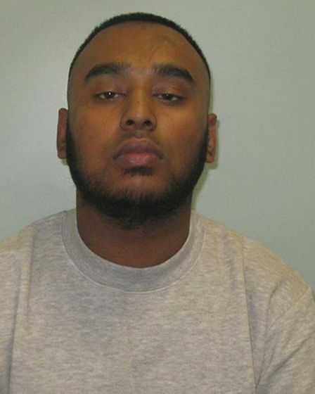 Ahmed was sentenced to seven years after the Barking care home was set alight Picture: Met Police