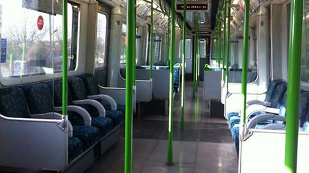 Upney station is situated on the District Line