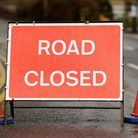 Several roads will be closed in the coming weeks