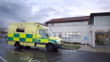 Barking Community Hospital is one of two hubs in the borough which provides out-of-hours evening and