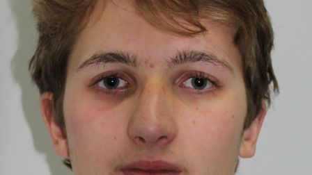 Tyler, a former Met Police cadet, was sentenced to four years. Picture Met Police.