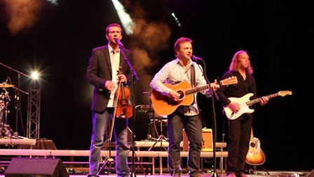 The Simon and Garfunkel Revival band are coming to the Broadway Theatre