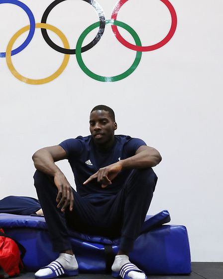 Lawrence Okolie competed for Team GB at the Rio Olympics (pic David Davies/PA)