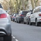 Barking and Dagenham Council says it's clamping down on foreign registered cars Picture: Lauren Hurl